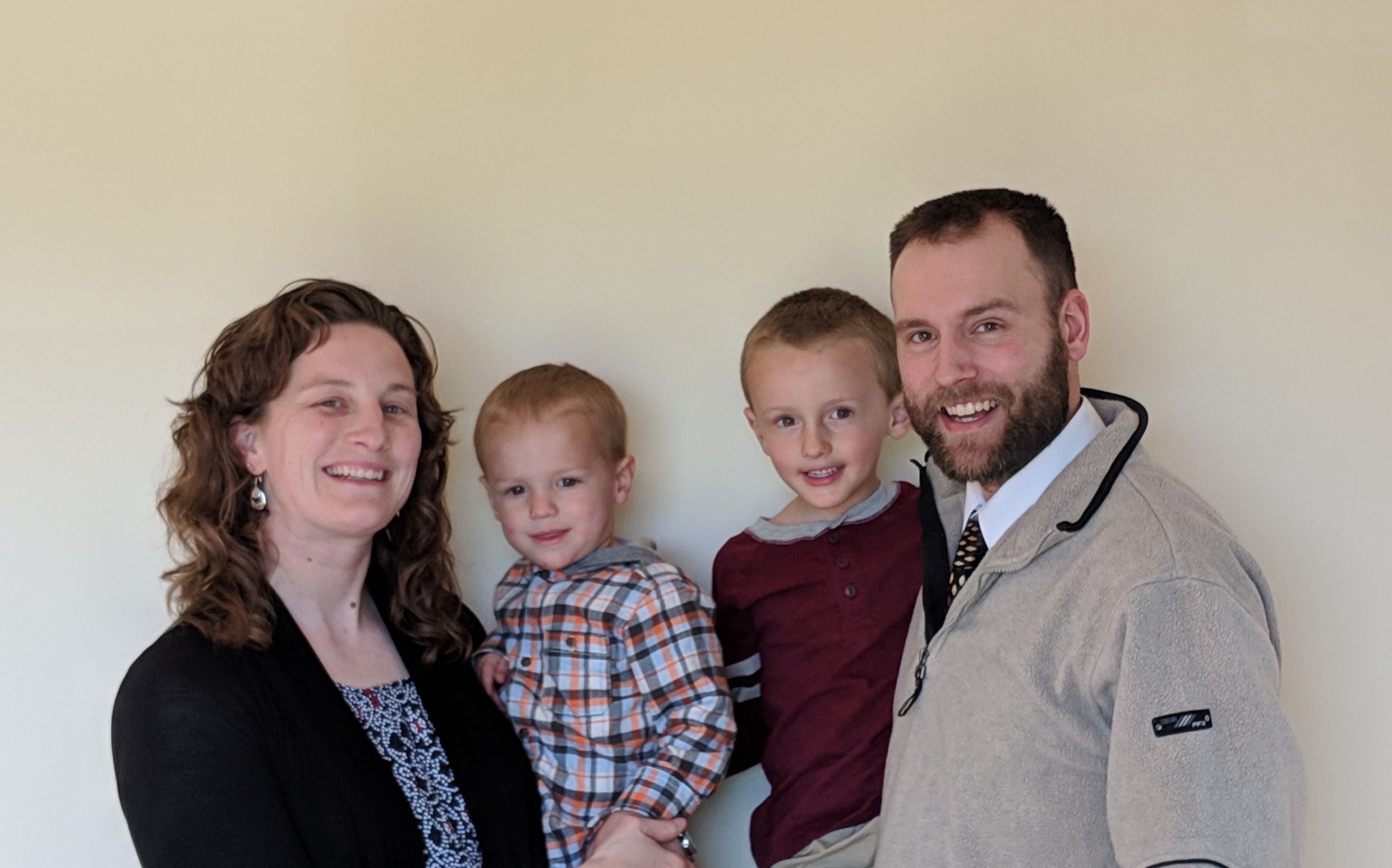 Missionaries – The Wooster Family